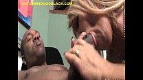 Black Jizz For Blonde Mom