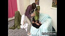 belu is a lovely pakistani sweetheart with big co