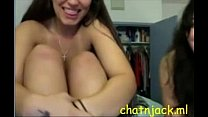 Teen couple on cam - live cam - http:\/\/chatnjac...