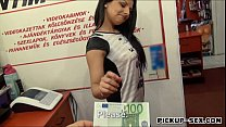 amateur aysha rouge flashes boobs and ass fucked for money