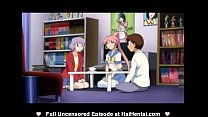 Anime Pussy Titfuck Hentai Sister Futanari Sist...