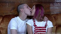 Casual Teen Sex - Quickie tube8 with redtube re...