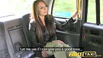 Fake Taxi Saucy minx needs cabbies big cock to satisfy her - download porn videos