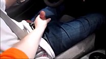 Wife Give Husband Handjob While Driving Making ...