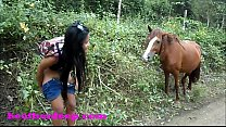 version youtube jungle the in horses to next peeing and quad fast scary on wheeling 4 deep Heather