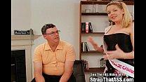 Big titty femdom pegs kinky David porn videos