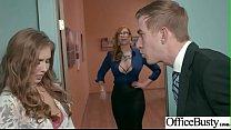 (Lauren Phillips & Lena Paul) Office Girl With ... thumb