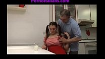 daughter fucks father italian - porn Family