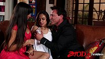 mercedes carrera and sara luvv are great gifts 720p tube xvideos