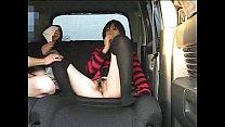 schoolgirl seduced in car
