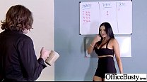 audrey bitoni busty slut office girl like hardcore sex mov 05