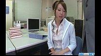 Misato Sakurai gets stimulated with toys porn videos