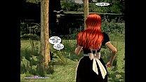 3d comic wonderland. episode 1