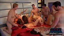 Newbie swinger couple enjoy fucking with other ...