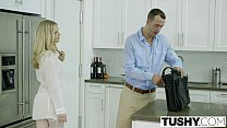 TUSHY Bosses Wife Karla Kush First Time Anal Wi...