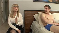 footjobs-tube.com on more - hartley nina - aunt his fuck Nephew