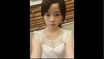 Cute Chinese Teen Dancing on Webcam - Watch her...
