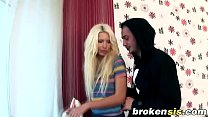 Teen stepsister extreme force gagging BJ thumbnail