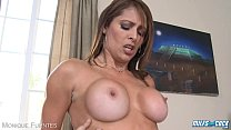Busty milf Monique Fuentes fucking thumb