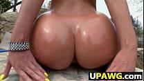 Jada Stevens gets hard cock for her big ass
