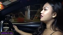 Ladyboy Amy Lets Her Tinder Date Fuck Her Ass For Free