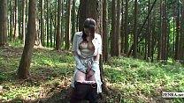 Subtitled uncensored Japan milf forest vibrator blowjob porn videos