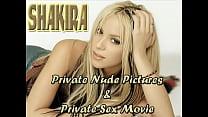 Shakira Naked & Nude