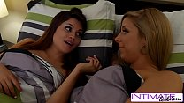 Raquel Roper and Ryan Riesling eat each others pussy and asses