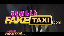 Female Fake Taxi Horny driver cums in gorgeous ...