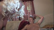 Hot chubby blond fucked hard 2- HOW IS SHE?