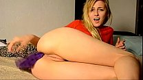 german milf I love to finger my butt hole mehr ... thumb