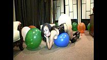 Annie Cruz Balloon Popping Fetish Slut