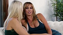 marry each other as lesbians   anikka albrite and brett rossi