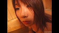 Subtitled defiled Japanese schoolgirl takes a bath porn videos