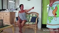boy young with step-mom german of sextapes privat Real