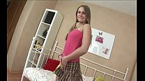 Skinny Gorgeous Russian Teen Anal
