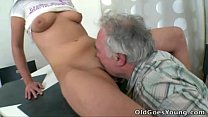 Old Goes Young - When Ami's boyfriend finds her...