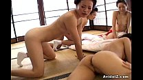 Japaneses with big boobs and tits fucked uncens...