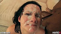 facialized in james veruca blowbang! hard Hardx