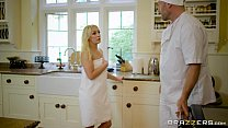 stories wife real - deen amber - Brazzers