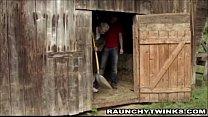 Country Boys Outdoor Sex
