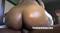 she swallows bbc king kreme dick lusty red supe...