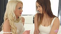 Taylor Sands and sexy Anastasia Blond enjoying ...
