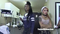 threesome bbc asian kimberly chi bbw giggles ga...