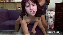 p... colombian - 8 part video anal 1st lopes Jenny