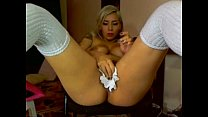 colombian camwhore shows her pussy . My X-mas l...