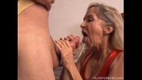 Beautiful mature blonde Annabelle Brady loves t...