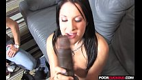 Horny HotWife Chelsie Rae Gets Fucked By Black ...