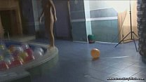 Sex on a pool table thumbnail