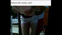 Casal Cam Caiu Na net Bate Papo Uol